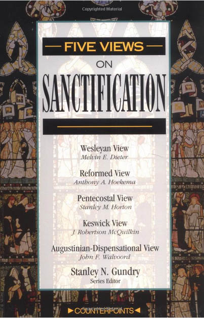 5 Views Sanctification